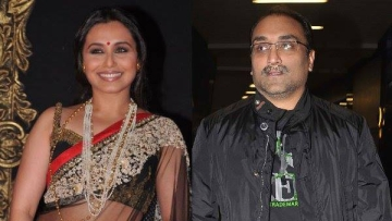 Rani Mukerji And Aditya Chopra Photo Courtesy Facebook Ranimukerji