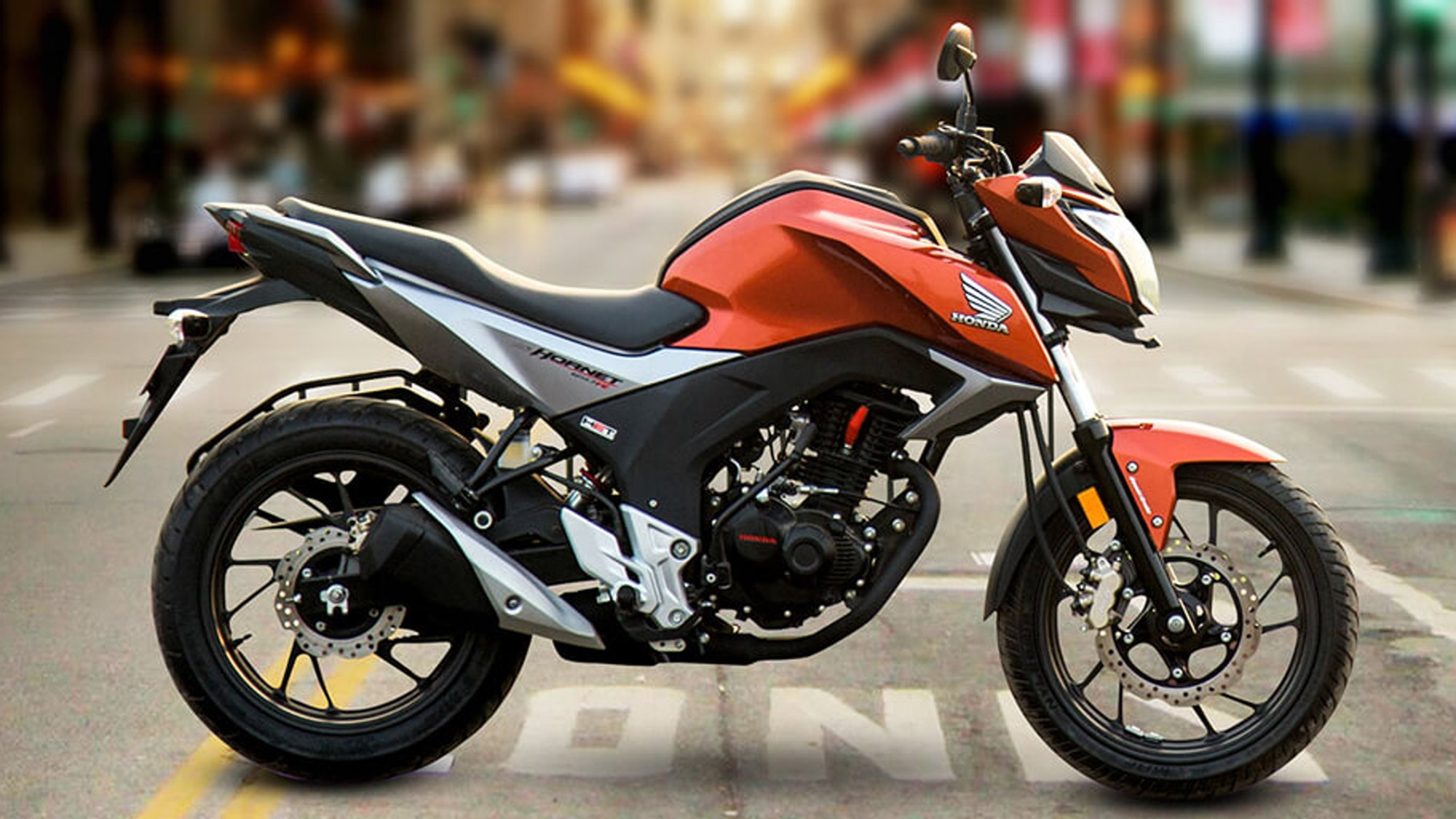 Honda Cb Hornet 160r Launched In India At Rs 79 900 The