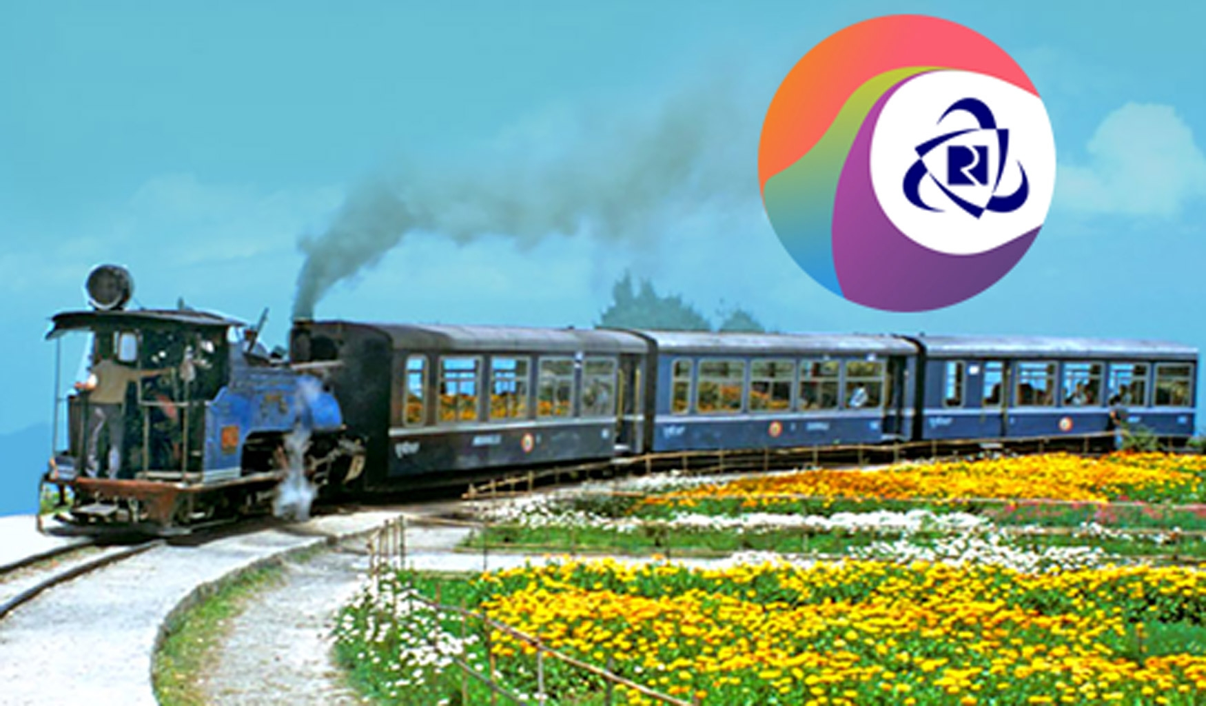 Book My Train App