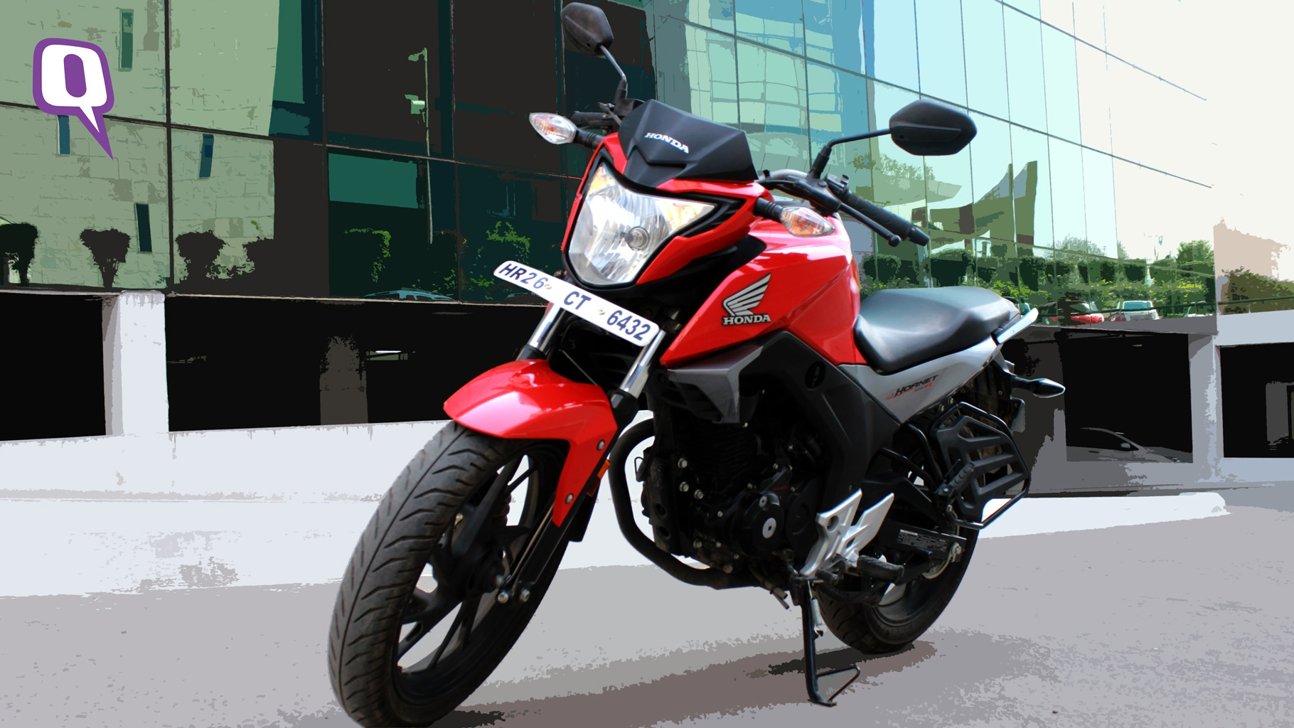 Review Hondas Brawny Cb Hornet 160r Is Priced High But Worth It
