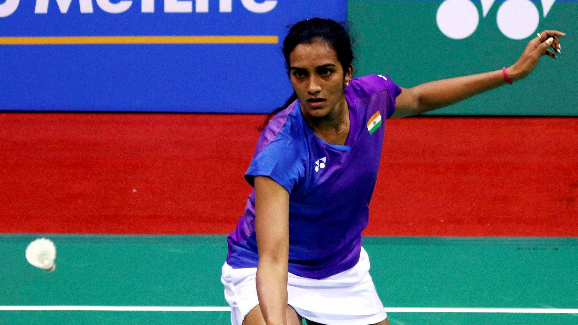Sindhu reaches QFs of India Open Super Series Badminton Tournament