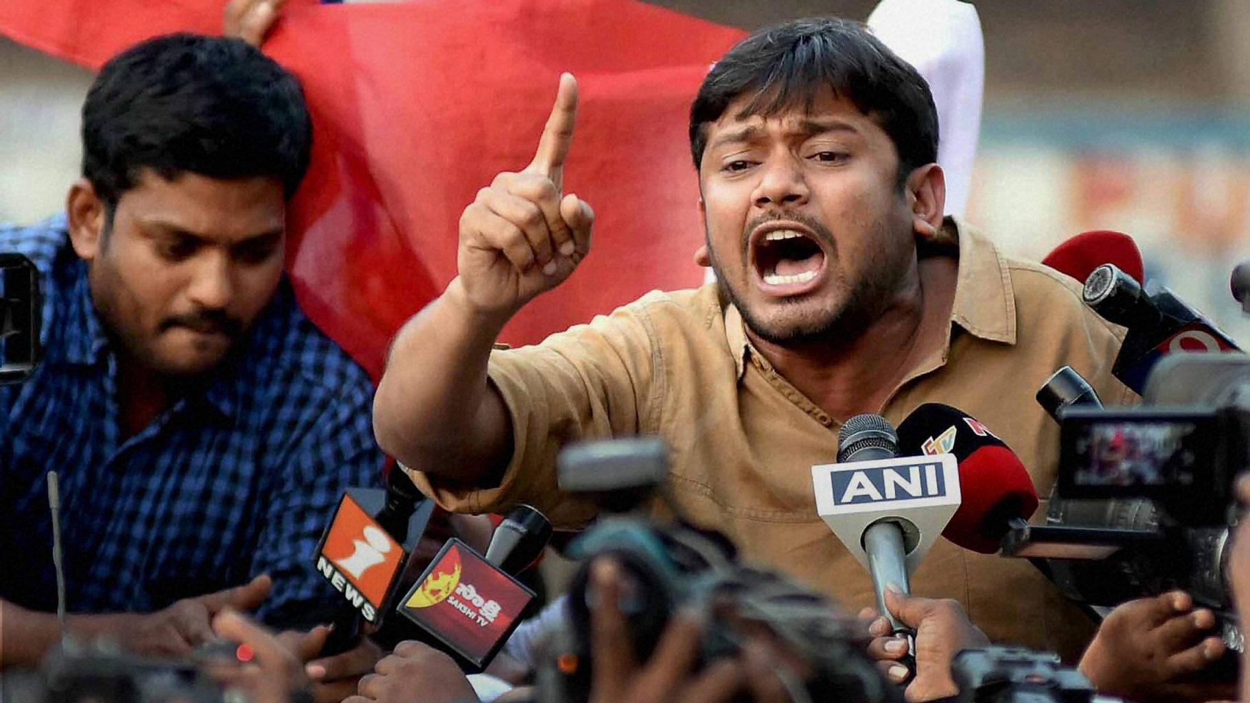 Karnataka Varsity Cancels Kanhaiya's Speech on 'Orders' From Govt