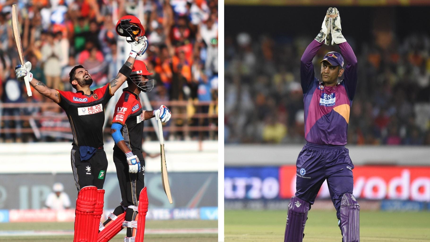 Struggling Teams RCB And Pune Supergiants To Face-Off On