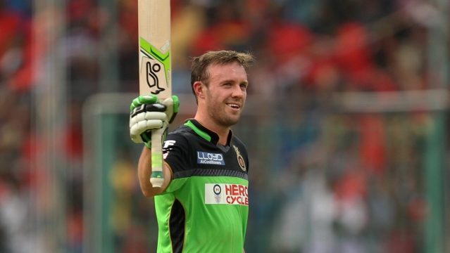 Kohli de villiers records highest partnership two 100s for Villiers 86