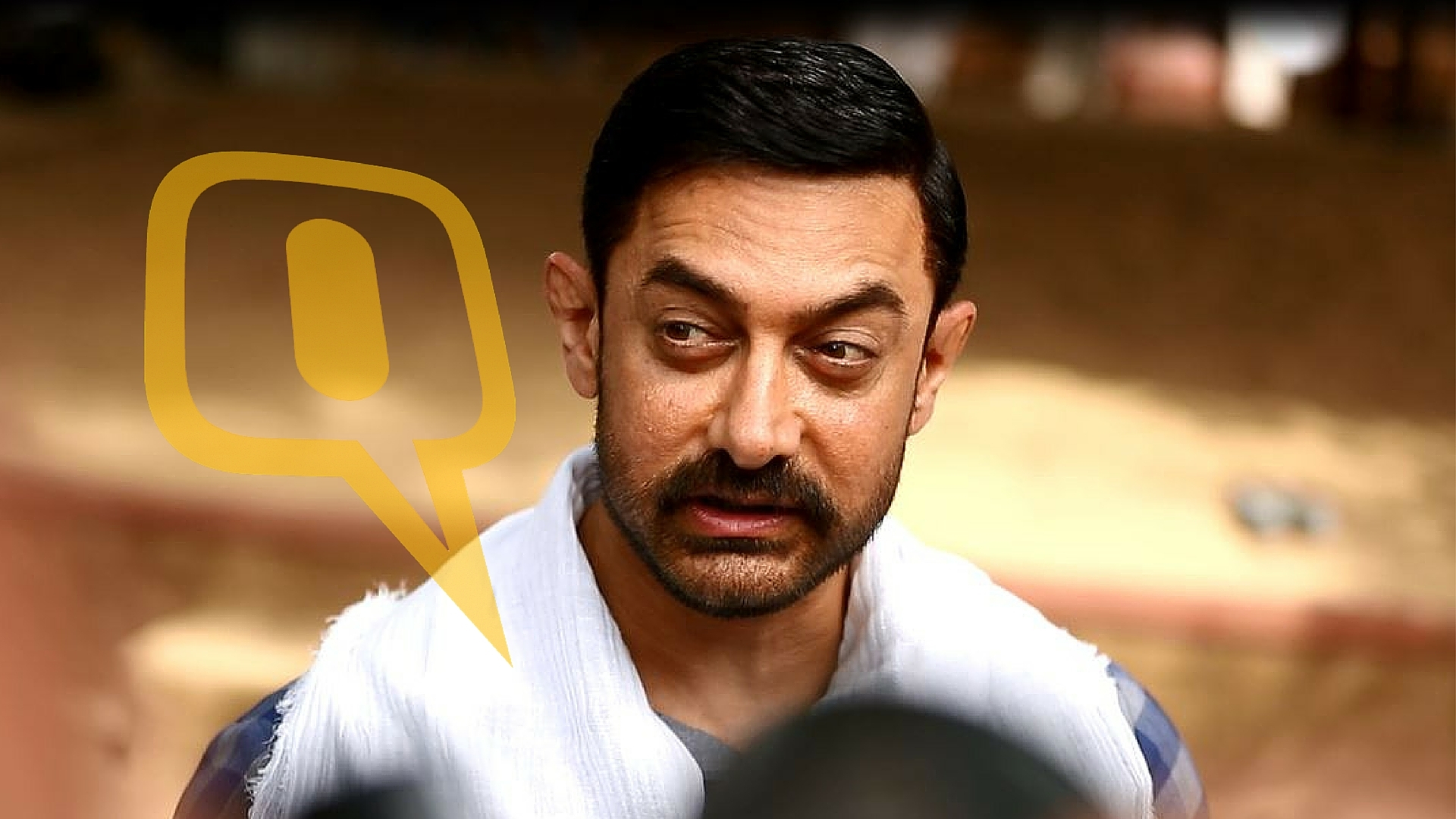 Exclusive Aamir Khans First Look From Dangal In 360 Degrees