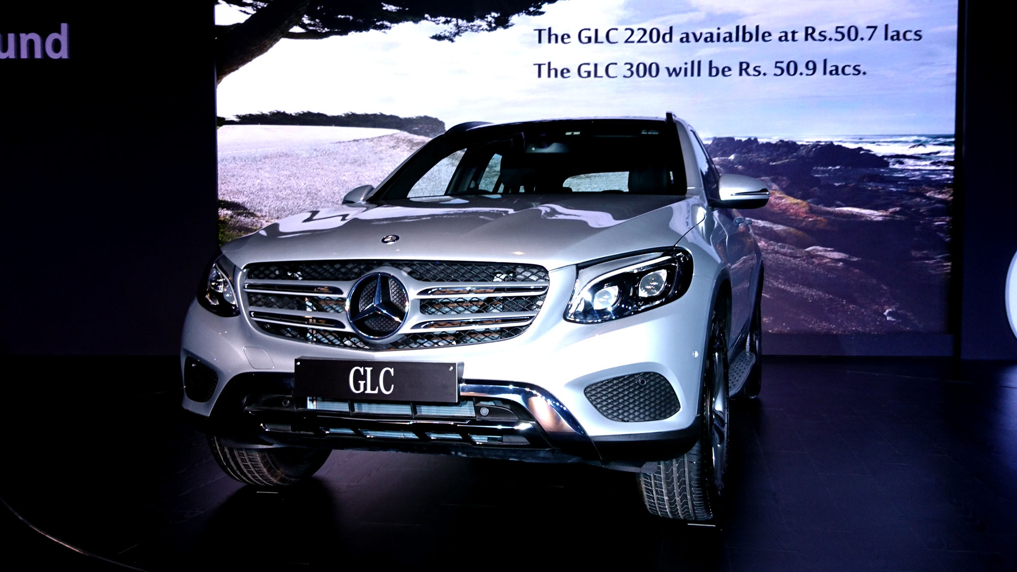 Mercedes benz suv lineup in india gets the glc for rs 50 7 for Mercedes benz suv india