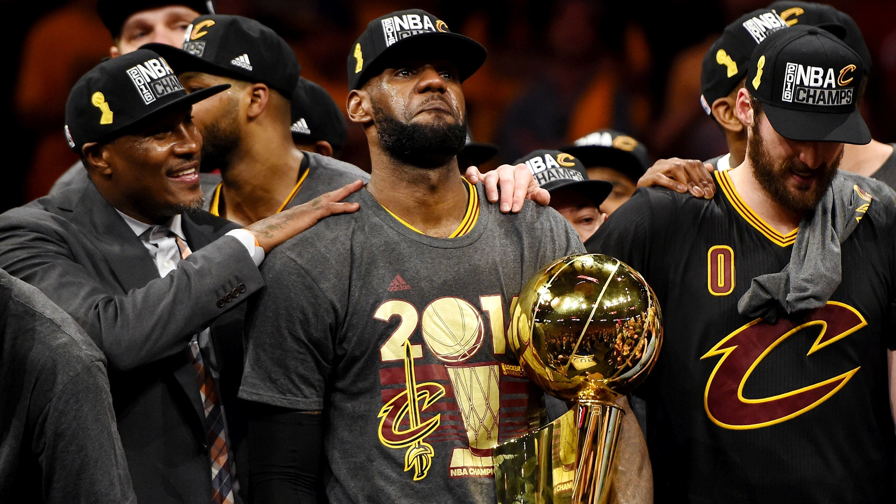 lebron james is the greatest villain Lebron is both hero and villain it all starts and ends with lebron, of course lebron is the greatest these people are the lebron james of.