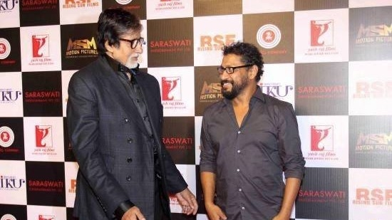b9a605860c Take Three With Pink  In Conversation With Big B   Shoojit Sircar - The  Quint
