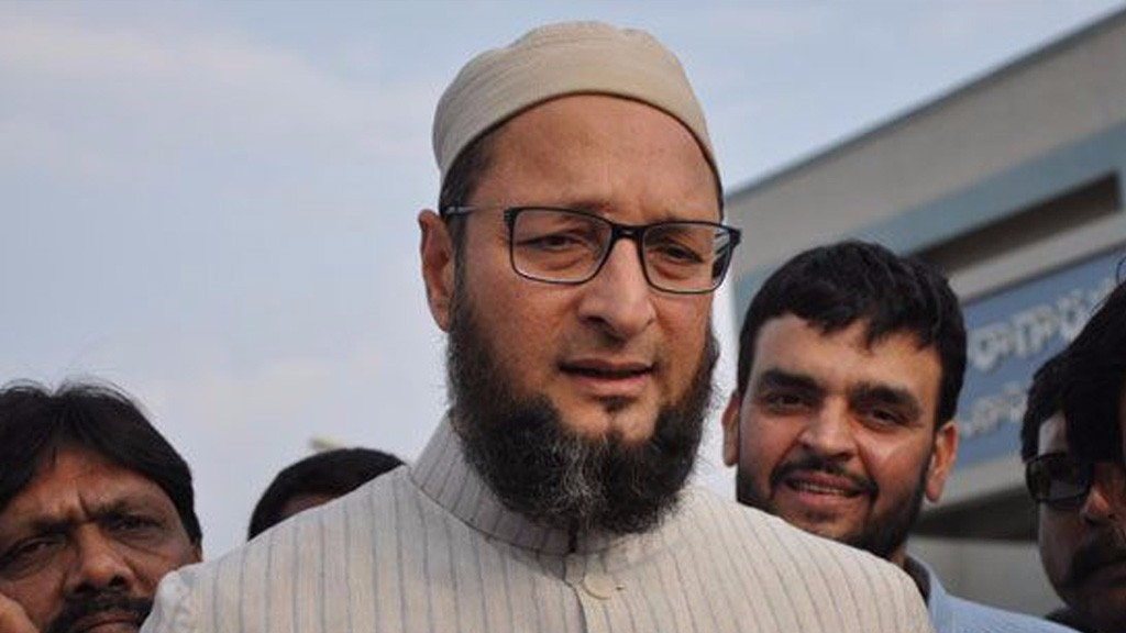 Lawyer Files Complaint Over Owaisi's Remarks on Ayodhya Verdict