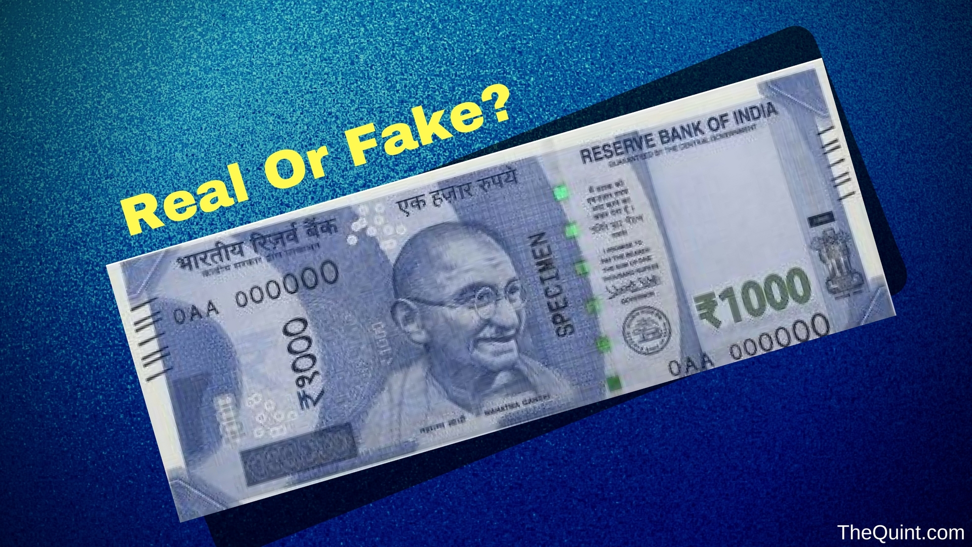 Cash 4 Sc >> New Rs 1000 Note Goes Viral On Social Media; Is This The ...