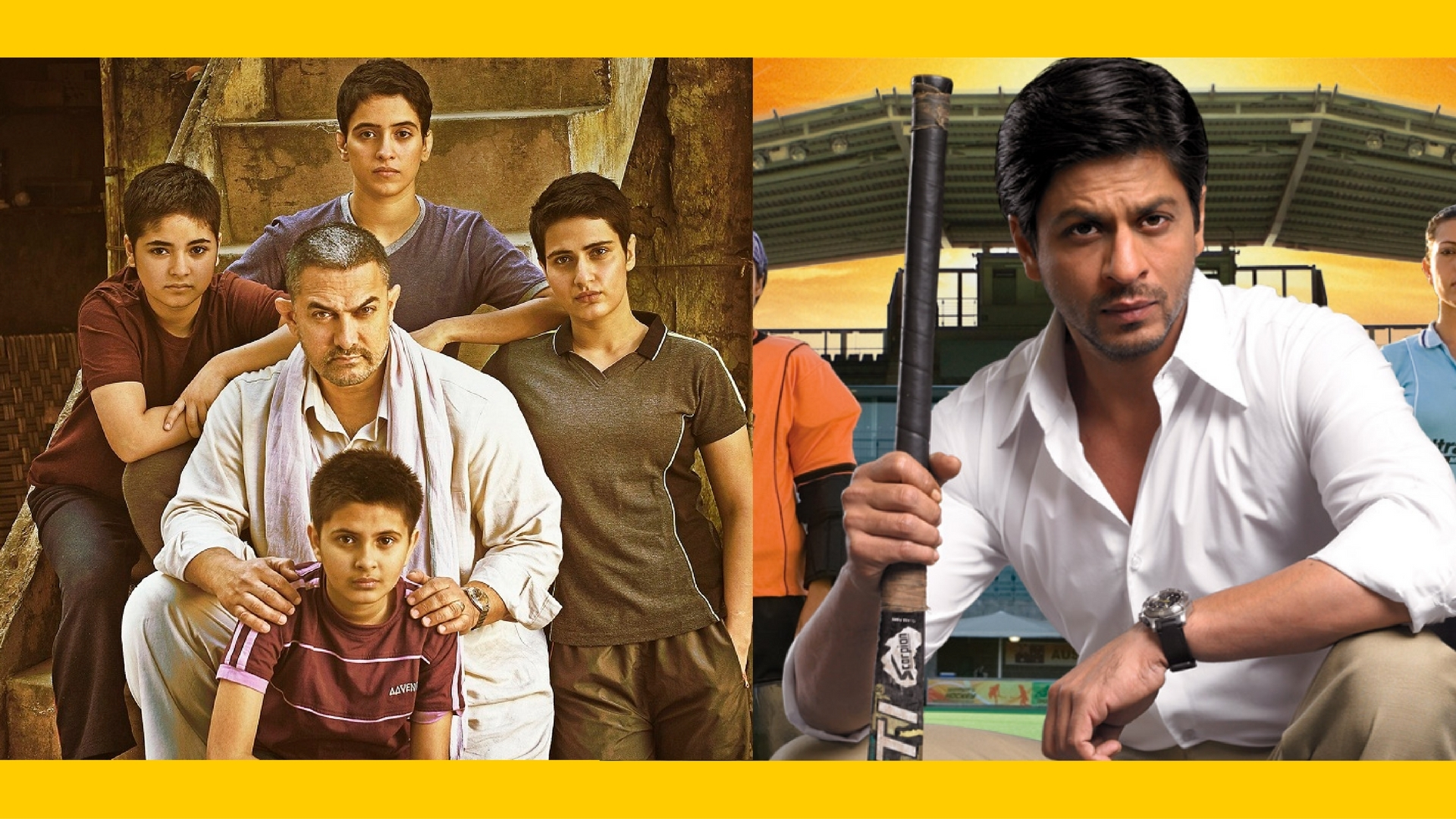 Why Dangal Will Remind You Of Chak De India The Quint