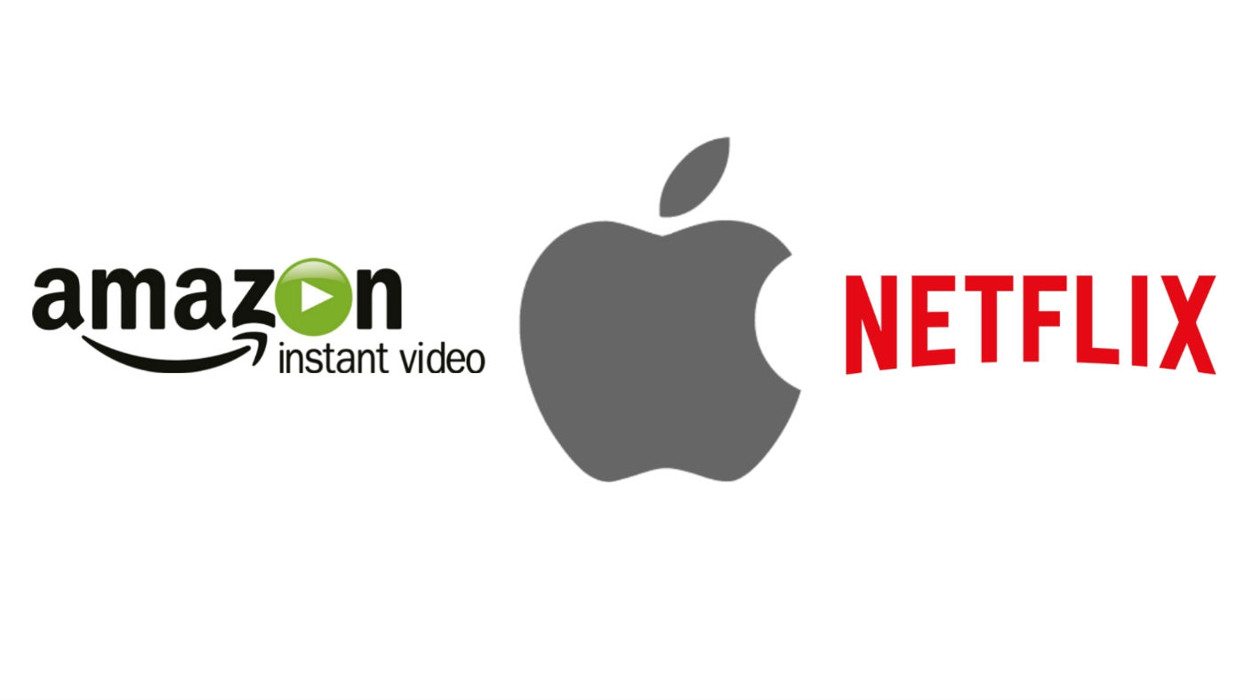 apple to rival amazon  netflix with original tv shows