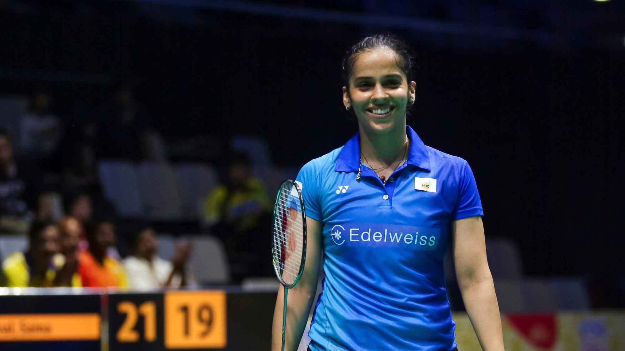China Open Saina Sails Through But Verman Crashes Out in Opener