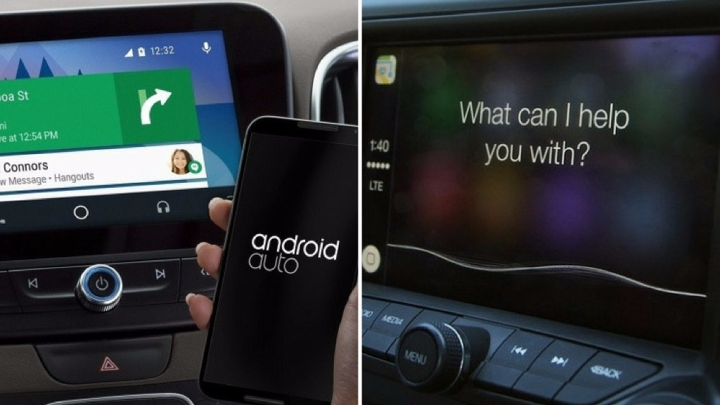 your car just got smarter as apple car play android auto catch on the quint. Black Bedroom Furniture Sets. Home Design Ideas