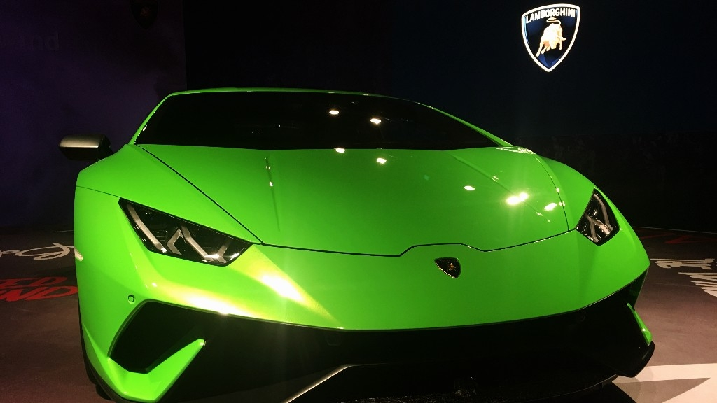 lamborghini huracan performante now in india for a cool rs. Black Bedroom Furniture Sets. Home Design Ideas