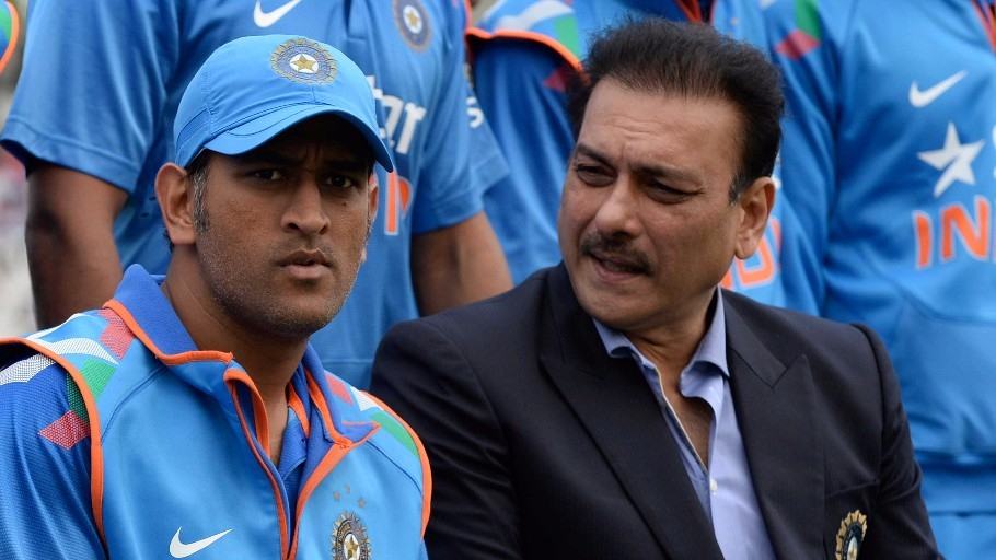 'That's His Decision': Coach Ravi Shastri on MS Dhoni's Comeback