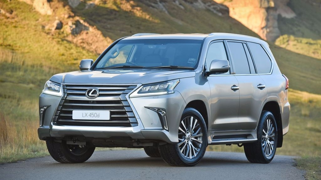 Big, Brawny, Blingy Lexus 450D Suv Launched At Rs 232 Crore - The Quint-9119