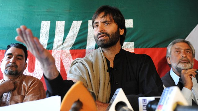 Yasin Malik to Be Charged in Terror Funding Case: Report