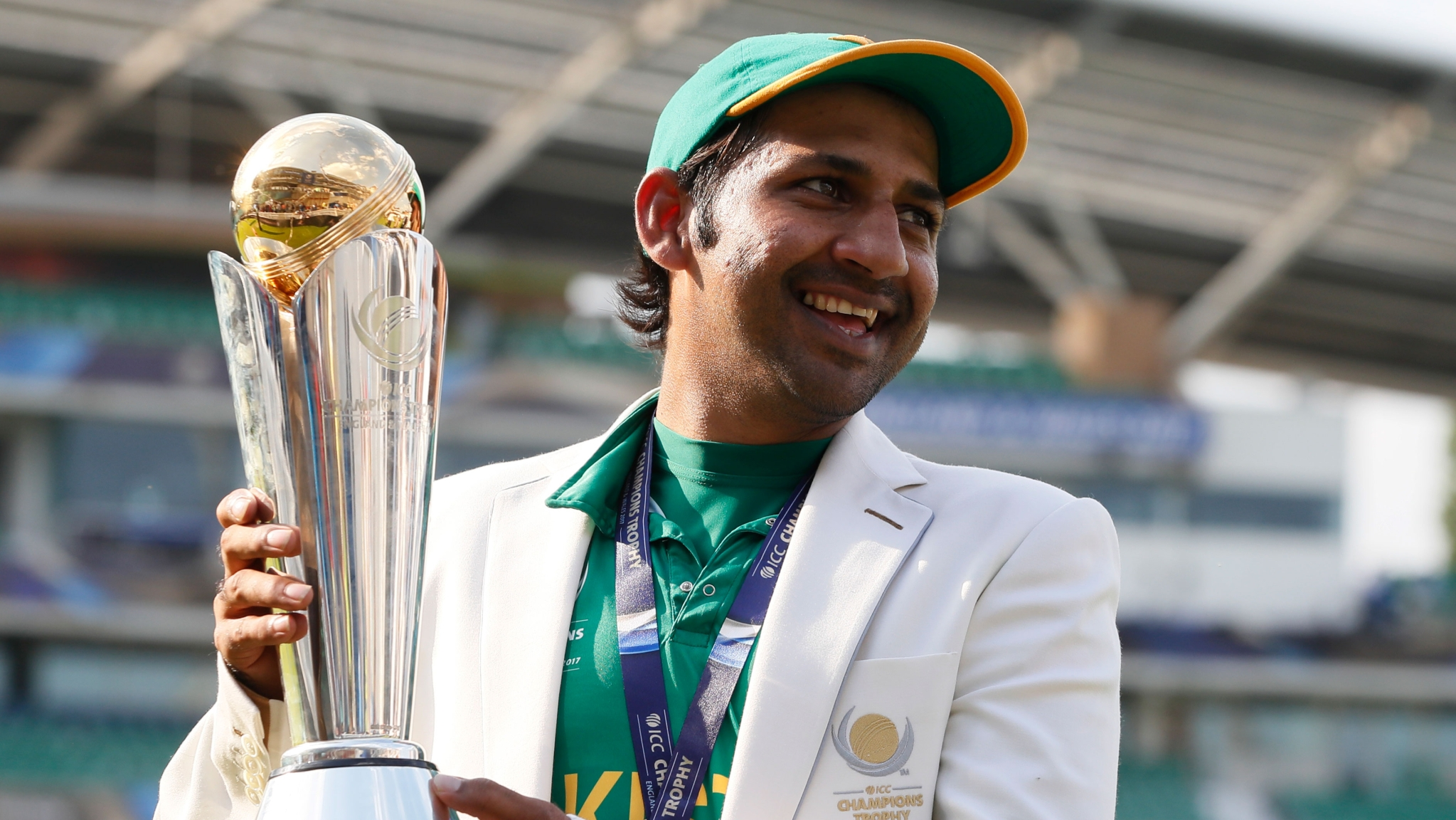 Ousted Pak Captain Sarfaraz to Keep Central Contract in Category A