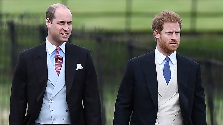'On Different Paths': Prince Harry on Ties With Prince William