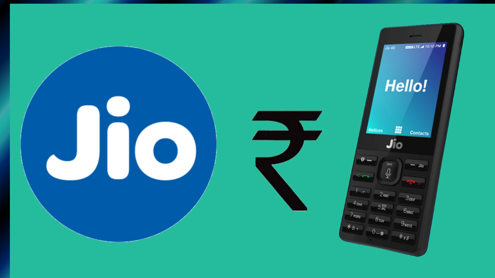 Reliance Jio 4g Jiophone How To Register Your Interest Today