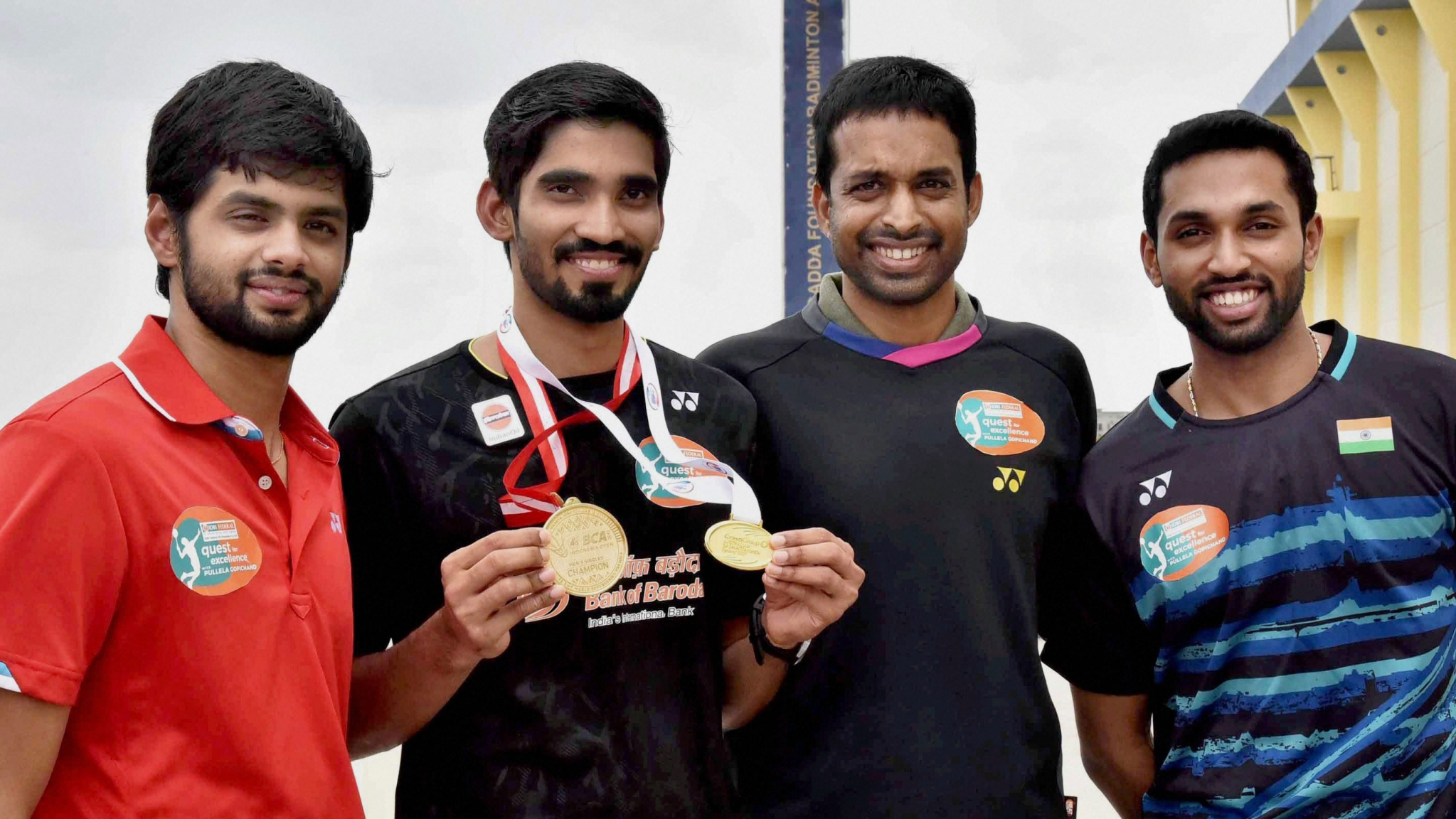 Srikanth & Co Can Make 2017 India s Year in Badminton The Quint