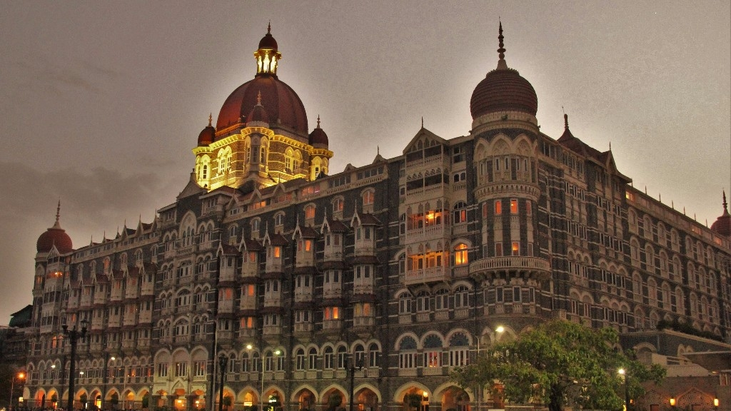 Serving History On A Plate Taj Hotel S Menu Priced At Rs
