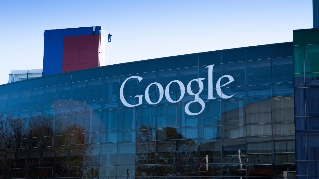 Google Spent a Company Record on Lobbying the US Govt in 2018