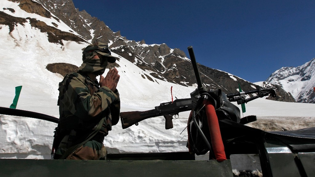 India-China Scuffle at Ladakh Border Ahead of Modi-Xi Summit