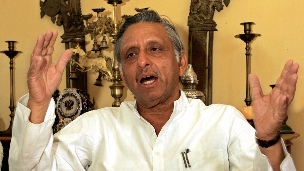 Police Gives Clean Chit to Mani Shankar Over Remarks Against PM