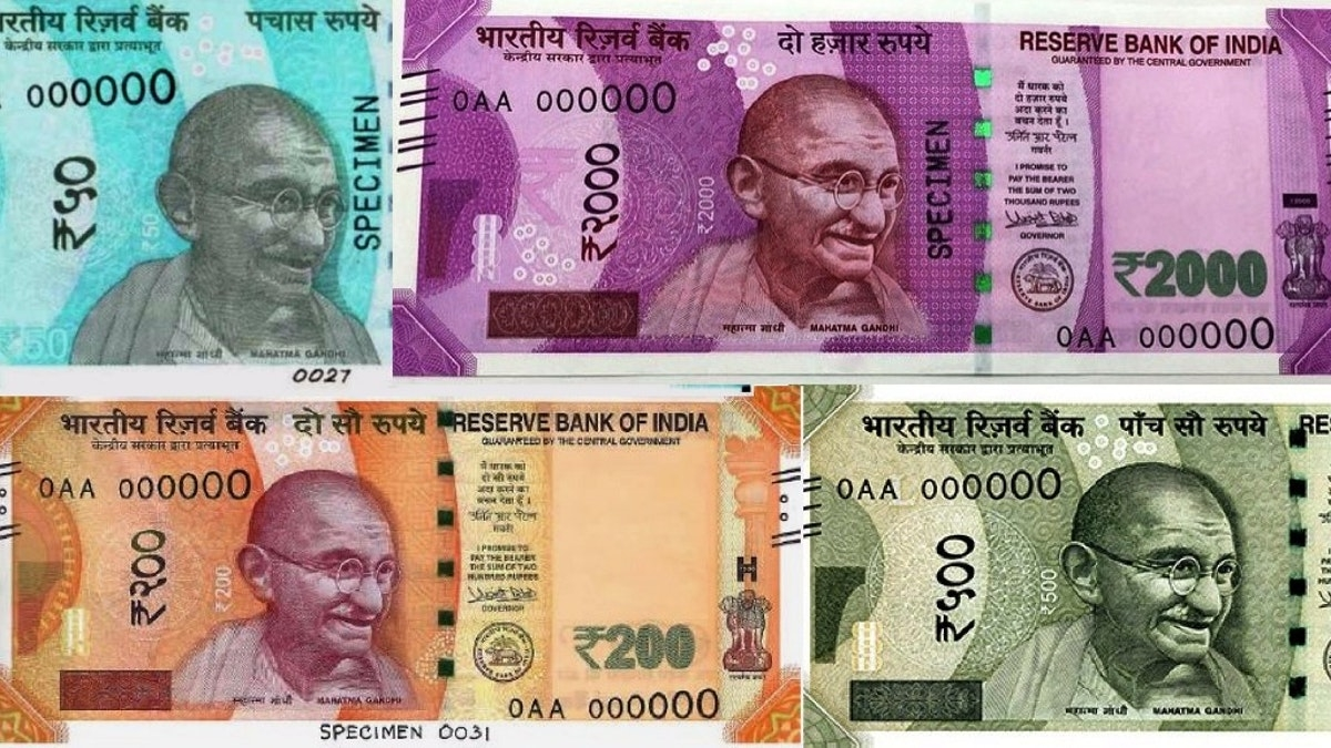 Flash Yellow Bright Blue Rbis New Notes Bring Colour To Life