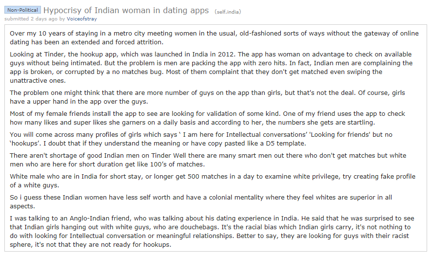 Indian guys online dating