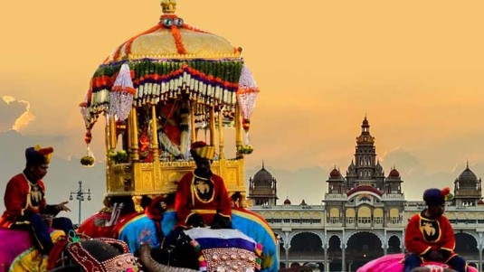 QBengaluru: Dasara Ends; Constable Booked for Assaulting Colleague
