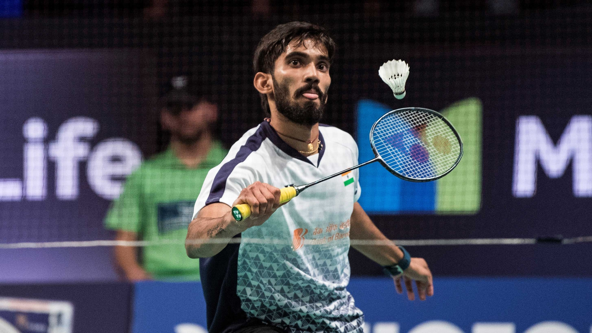 Kidambi Srikanth Marches Into Denmark Open Super Series Final