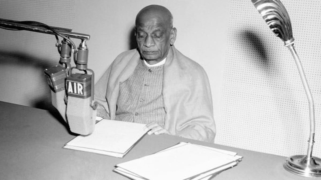 here�s the reason sardar patel is called the �iron man of