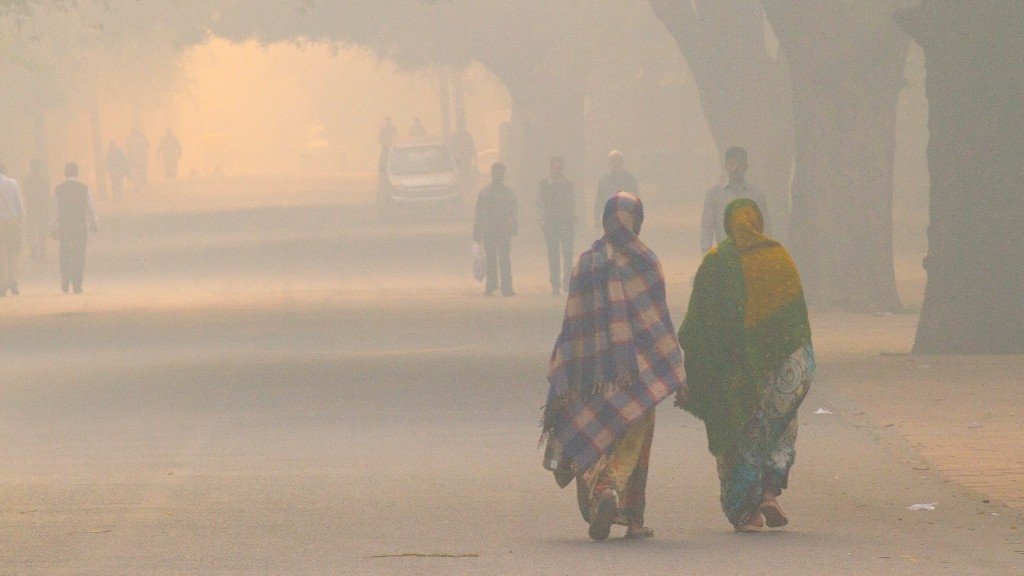 Late Withdrawal of Monsoon Brings Relief to Air Quality in Delhi