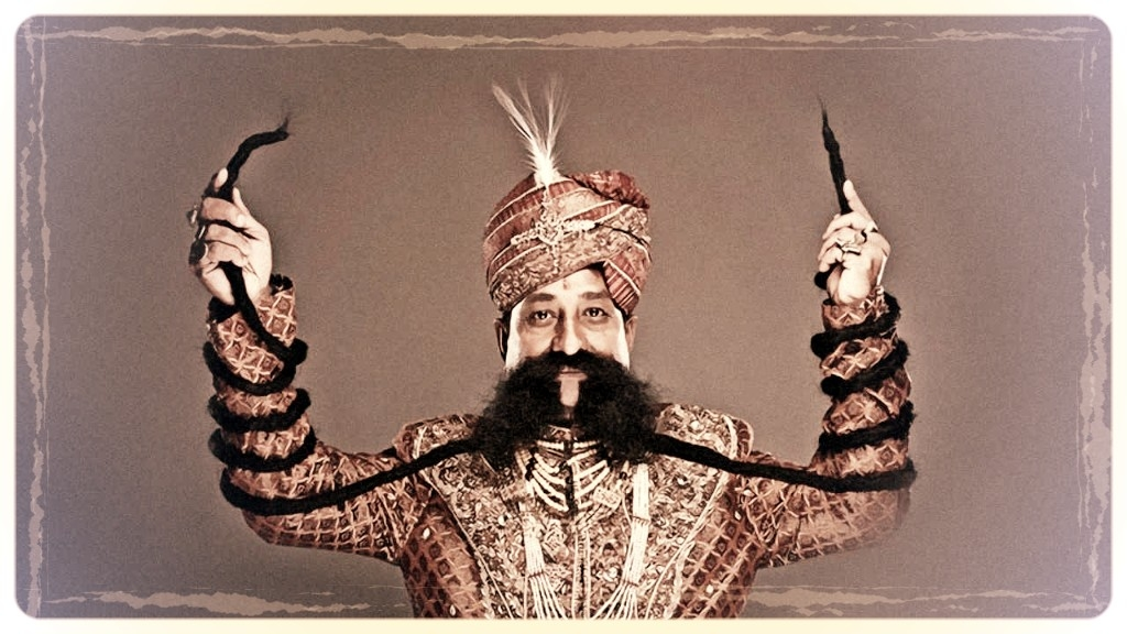 History Of The Indian Moustache