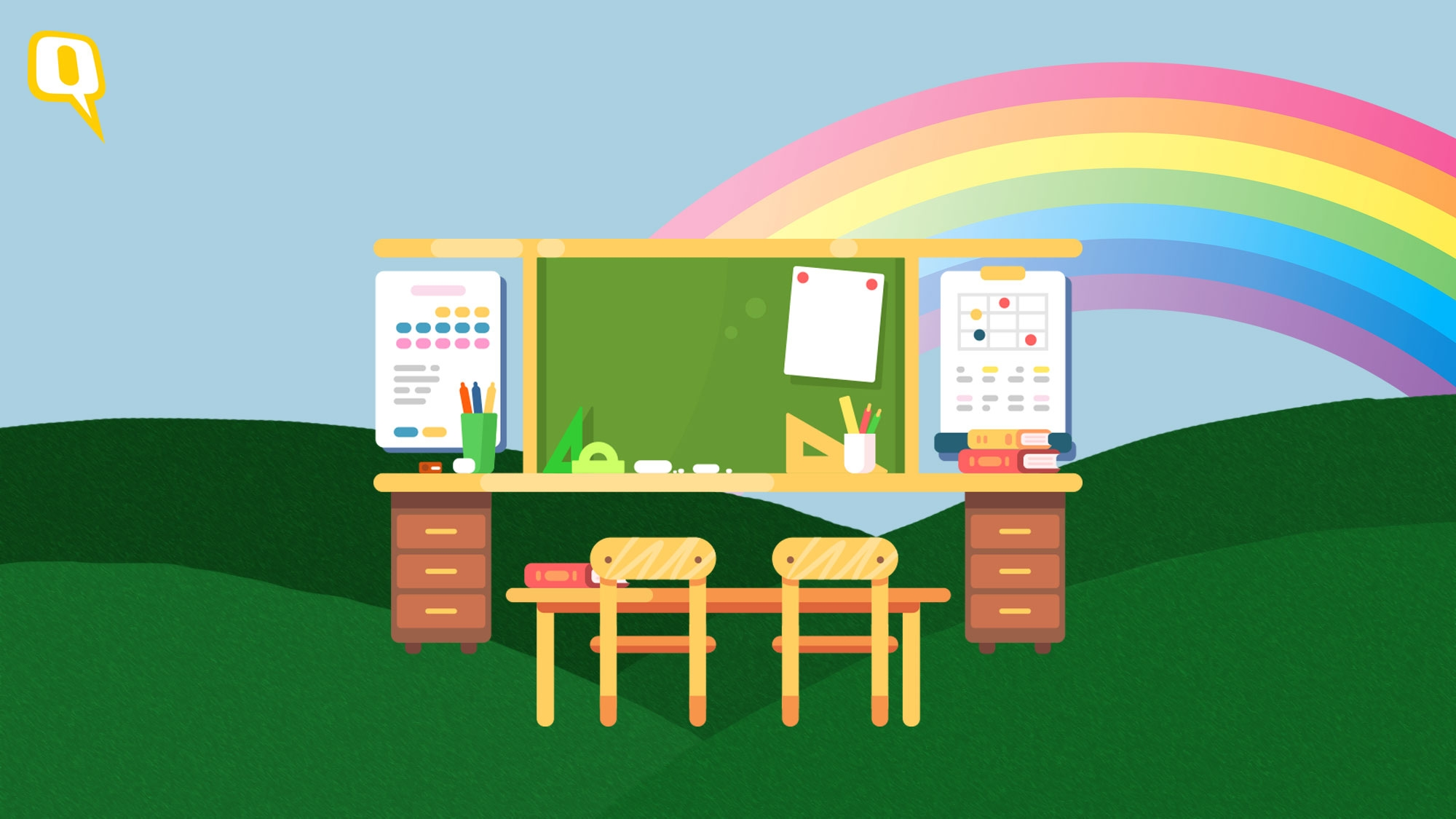Innovative Outdoor Classroom ~ Outdoor classroom day why kids need innovative ways of