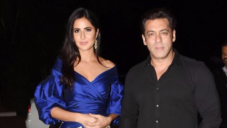 Salman Khan  Katrina Kaif Turn Heads At Iffi And How - The Quint-6146
