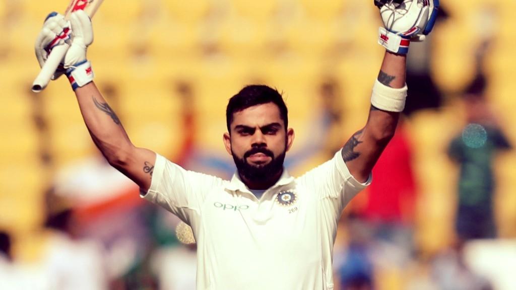Virat Kohli S Mega Records In Second Test Against Sri