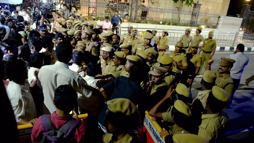 QChennai: Govt Says Unable to Enforce 8-Hr Shift for Police & More