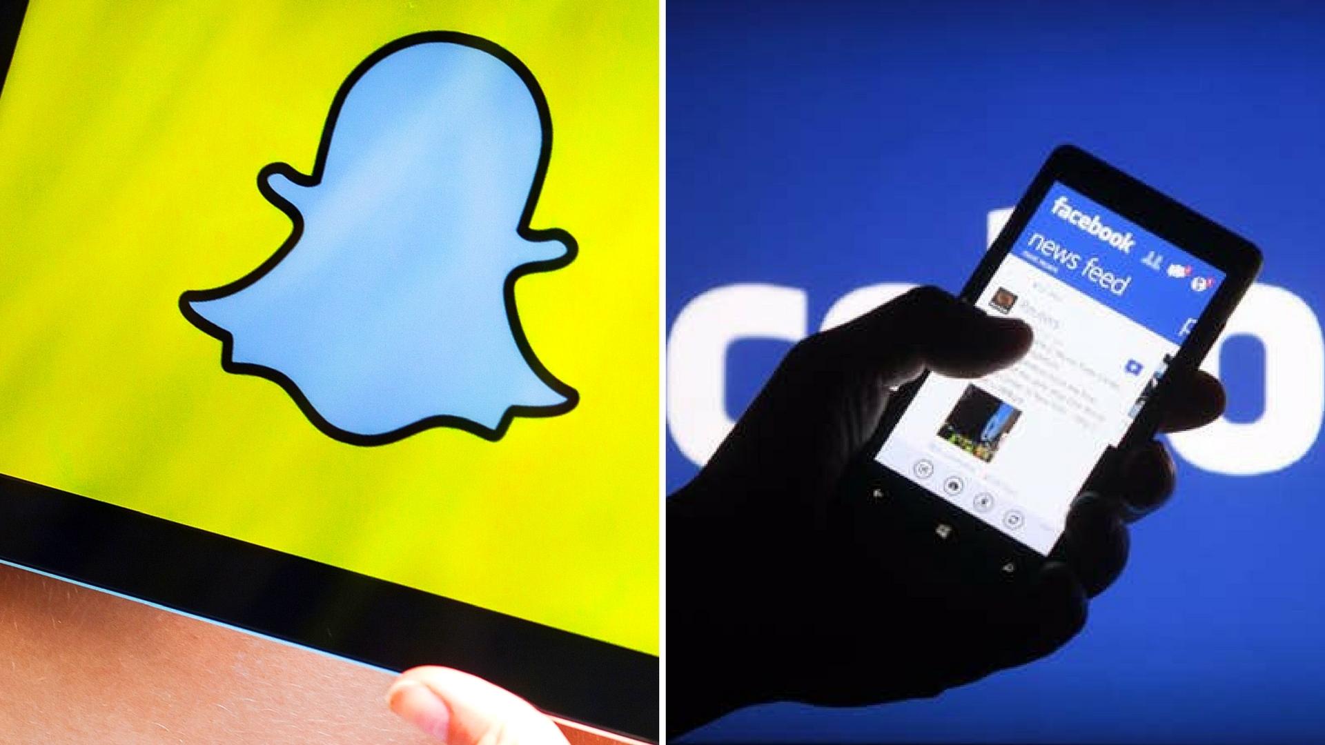 Snapchat Set for Big Changes, Spiegel Slams Rivals Over Fake News