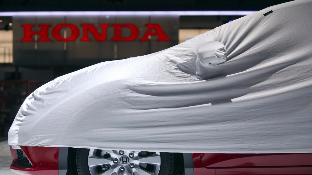 Faulty Airbags Force Honda To Recall City Accord In India