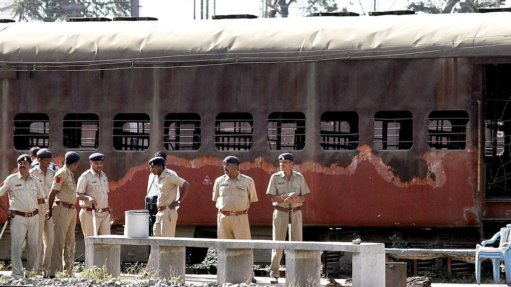 Godhra riots main accused of sexual harassment