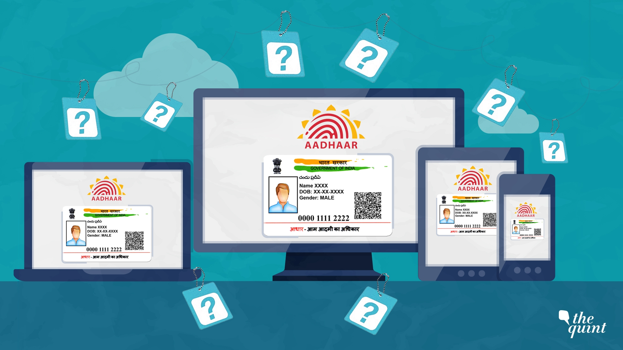 big data aadhar Your #aadhar data is secure inside 2048 bit encryption that is 8 times stronger than the usual encryption used in financial systems big data is a big disaster.