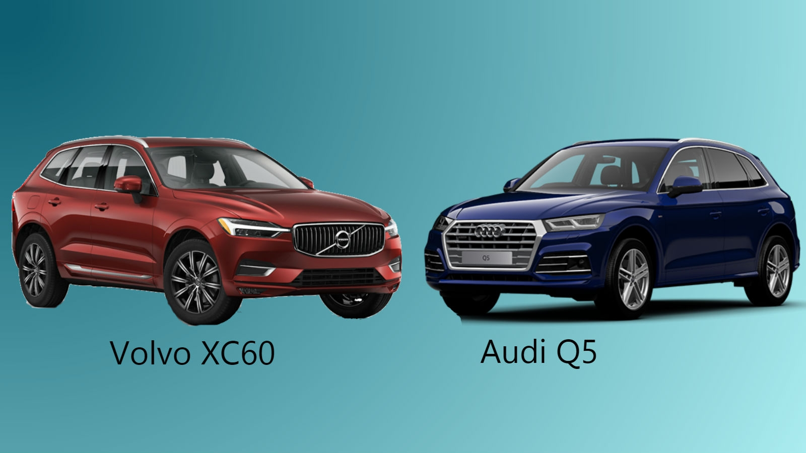 Mid-Range SUV Audi Q5 vs Volvo XC60 — Who's Ahead In the Game? - The Quint