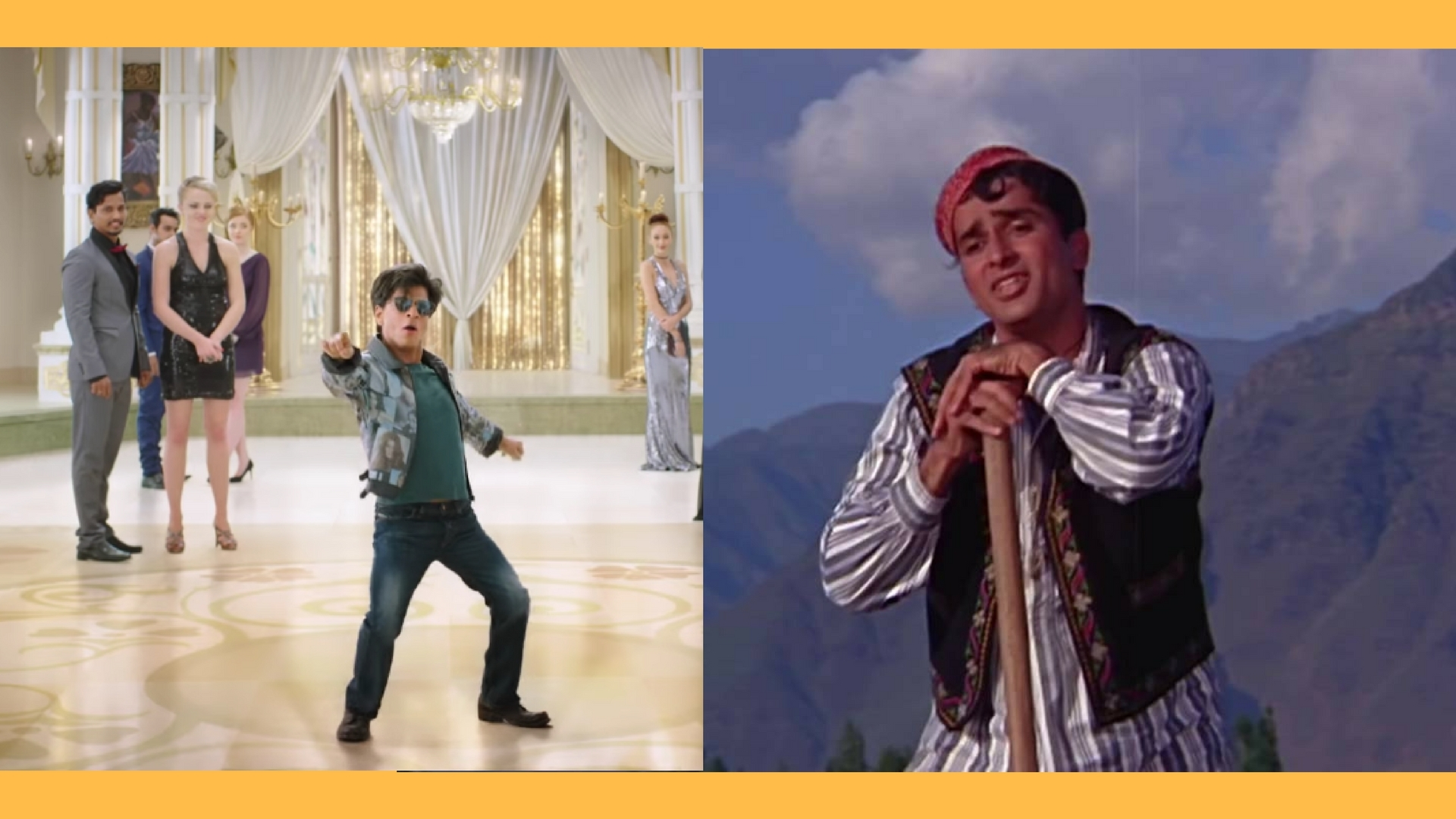 Shashi Kapoor Date Of Dead >> SRK In Shashi Kapoor's Song For 'Zero' a Coincidence: Aanand Rai - The Quint