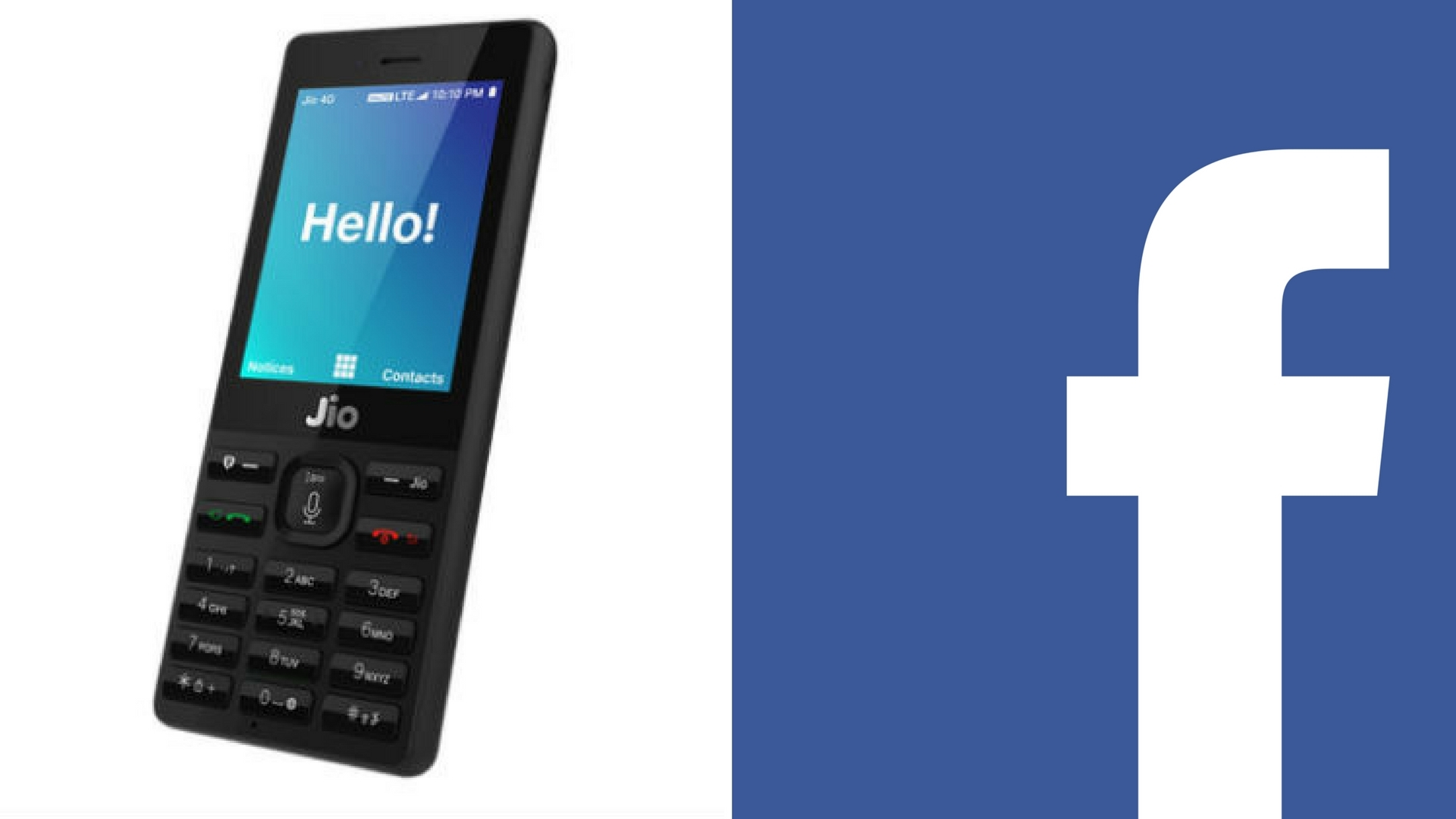 Reliances Jiophone Finally Gets Facebook No Sign Of Whatsapp Yet