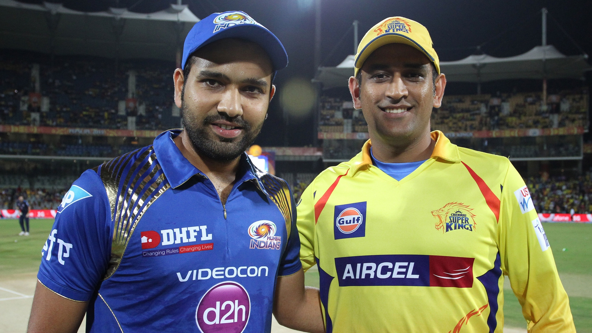 IPL 2018 Opening Match: It's Chennai Super Kings Vs Mumbai