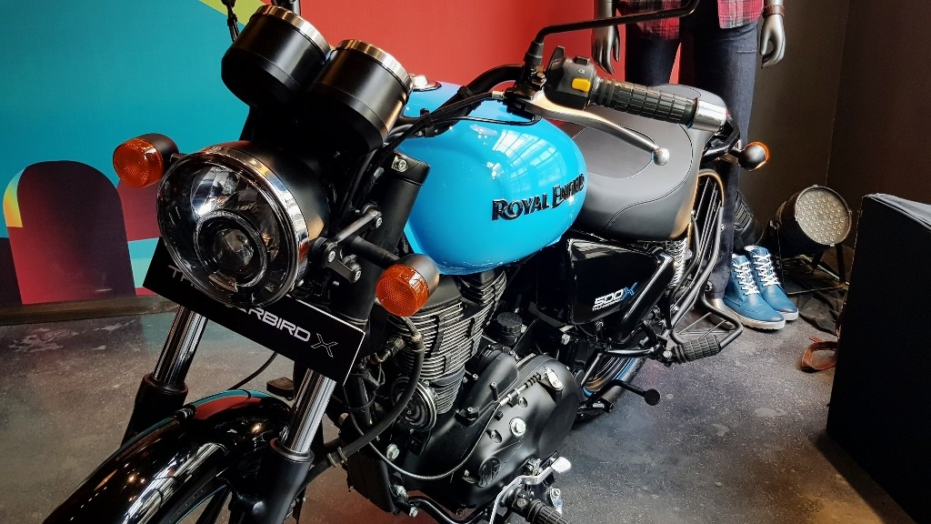 New Royal Enfield Bike Spotted Testing, Could Launch at EICMA 2020